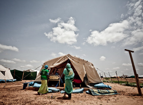Fonds d'urgence pour l'aide aux déplacés