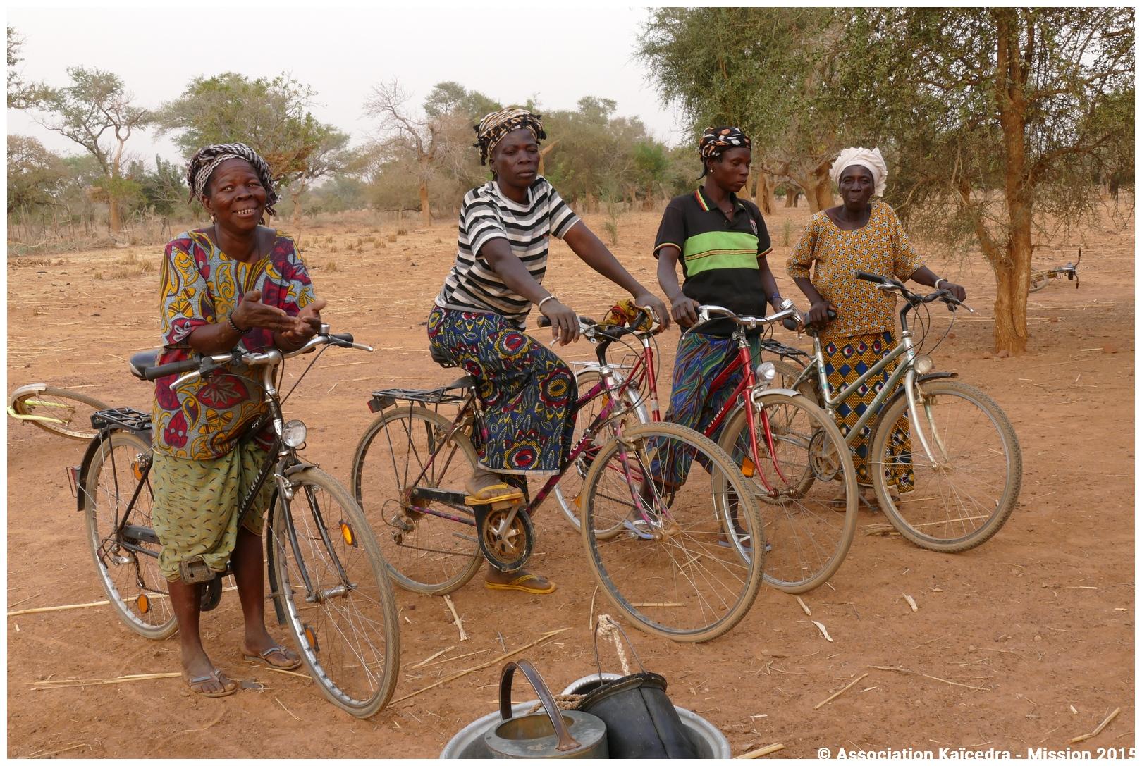 Vélos à prix social